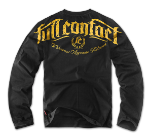 Lonsleeve Full Contact M / Fekete